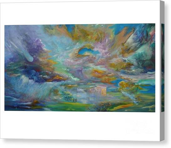 The Winds Of Changes Shift Canvas Print