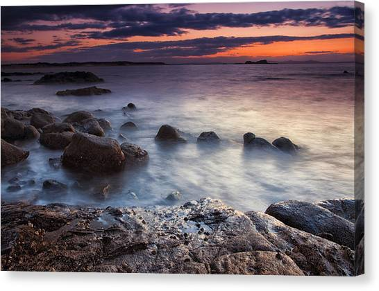Thera Canvas Print
