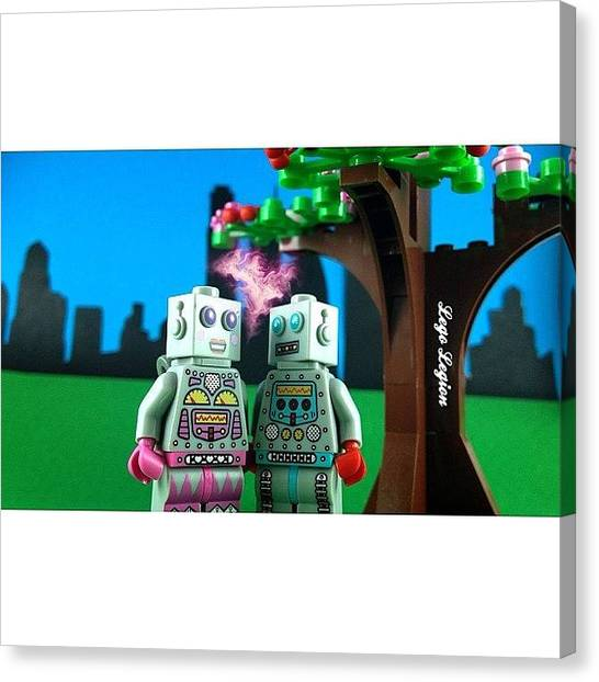 The Legion Canvas Print - There Is Always Someone Made Just For by Lego Legion