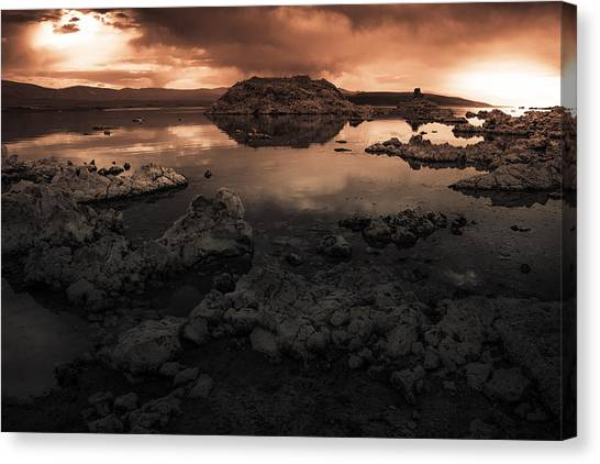 Third Rock From The Sun  Canvas Print