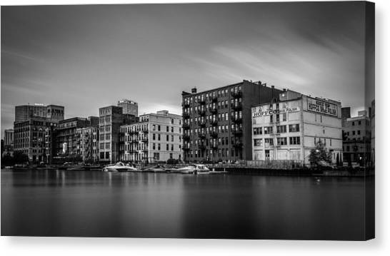 Third Ward Canvas Print