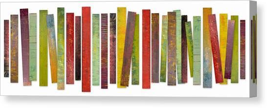 Thirty Stripes 2.0 Canvas Print