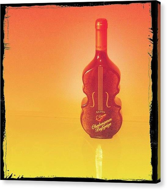 Violins Canvas Print - This Gift From A Friend Could Be Great by Dan Warwick