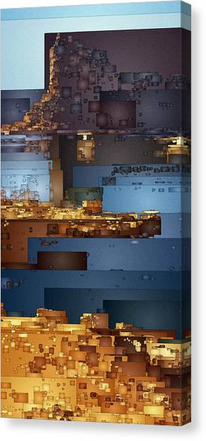 This Is Lake Powell Canvas Print