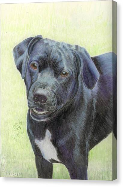 This Is Lindy Canvas Print