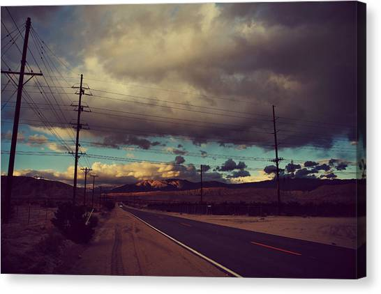 Utility Canvas Print - This Journey Of Ours by Laurie Search