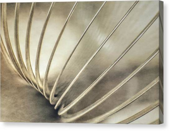 Metal Canvas Print - This Mortal Coil by Scott Norris