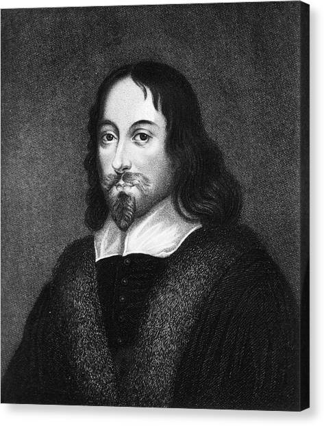 English And Literature Canvas Print - Thomas Browne by National Library Of Medicine