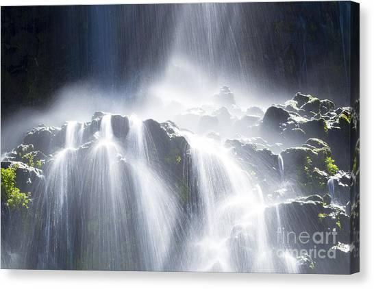 Thousand Springs Canvas Print