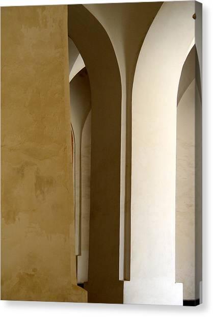 Three Columns Canvas Print