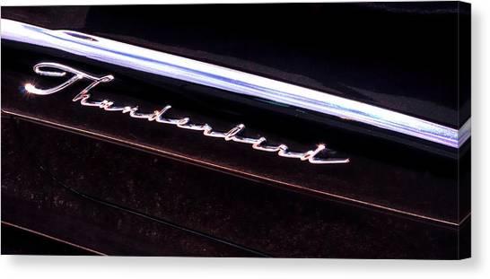 Thunderbird 14757 Canvas Print