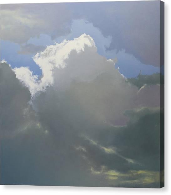 Thunderhead 2 Sold Canvas Print