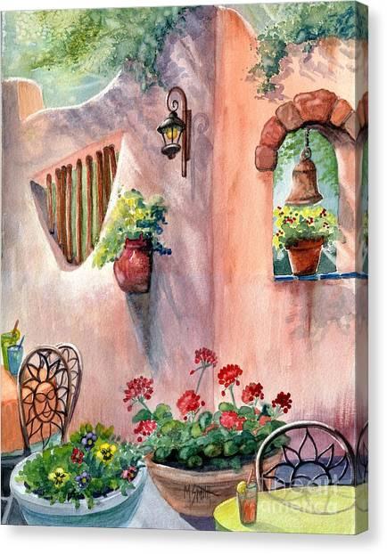 Tia Rosa's Canvas Print