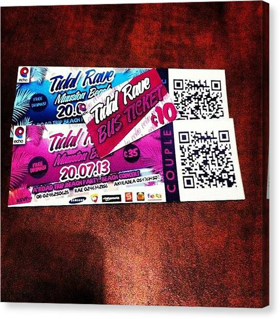 Koala Canvas Print - #tidalrave Tickets Available... Grab by Ob Carlo