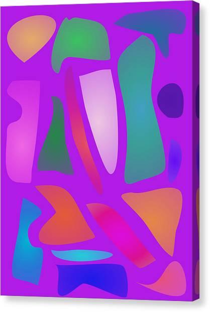 Tiles Canvas Print by Masaaki Kimura