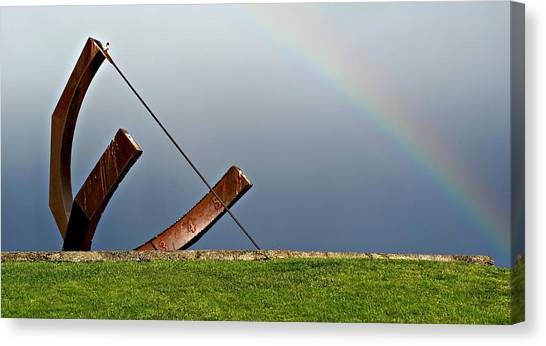 Time Between Storms Canvas Print