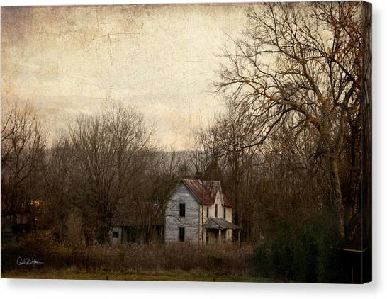 Time Gone By Canvas Print