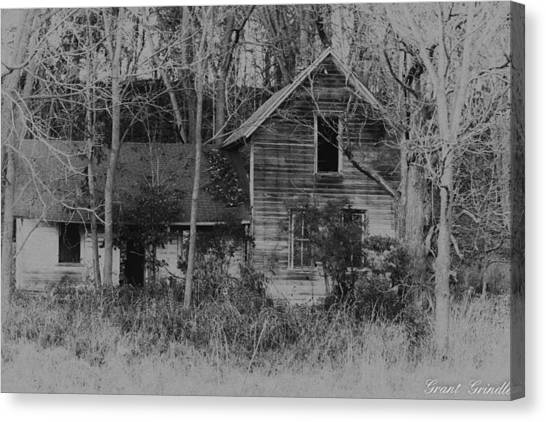 Time Remembered... Canvas Print by Grant Grindle