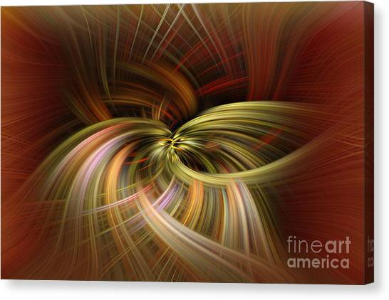 Time Warp Canvas Print