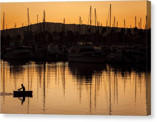 Timeless Dusks Canvas Print