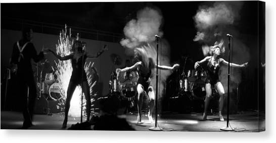 Tina Turner 1978 Canvas Print