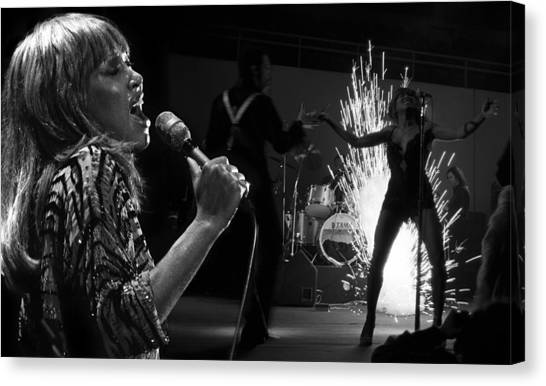 Tina Turner  Canvas Print
