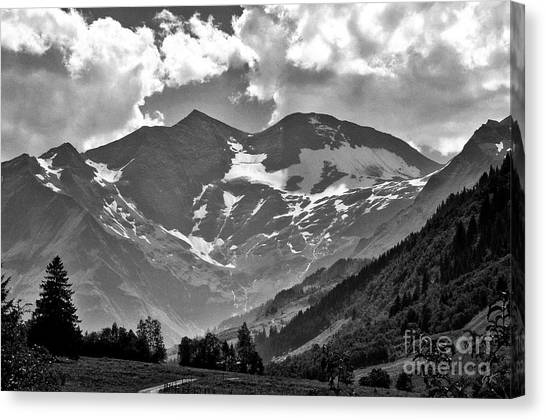 Tirol  The Land Of Enchantment Canvas Print
