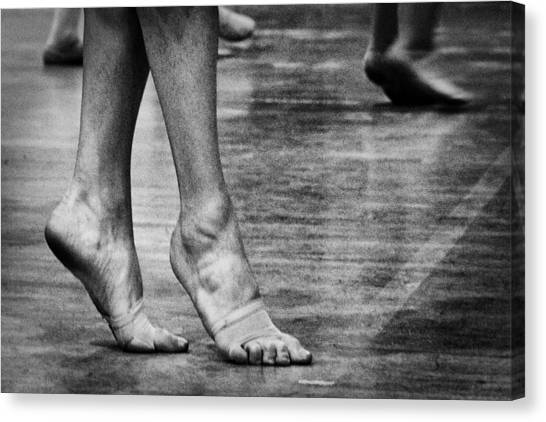To Dance Canvas Print