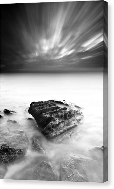 To Infinity Canvas Print