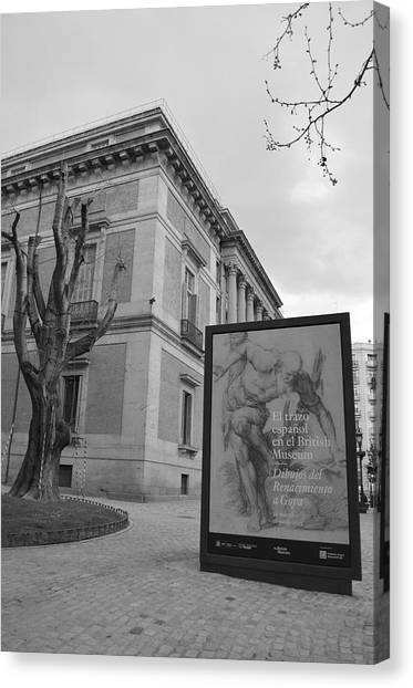To View Canvas Print