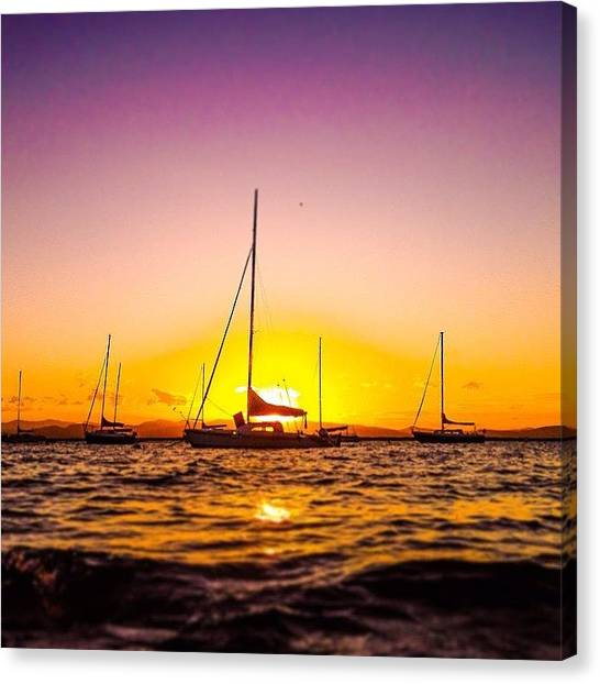 Vermont Canvas Print - Today Is A New Day. Treat It Like One by Call Me Kay