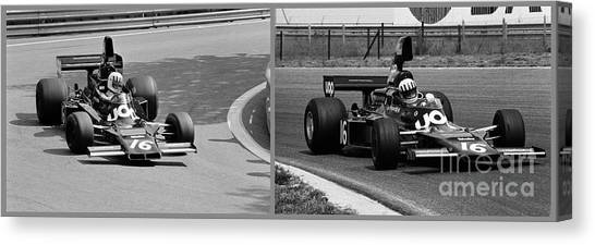 Tom Pryce Canvas Print