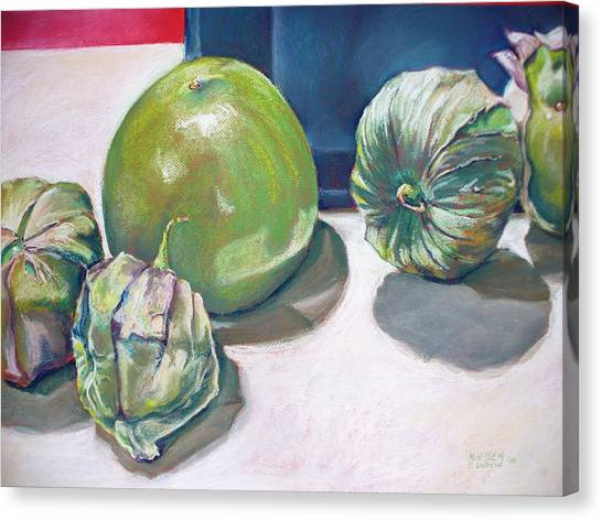 Tomatillo Ole Canvas Print