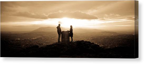 Tomorrow Is Another Day.... Canvas Print