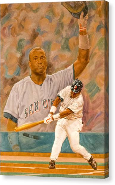 Tony Gwynn Canvas Print