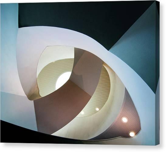 Museums Canvas Print - Top Light by Henk Van Maastricht