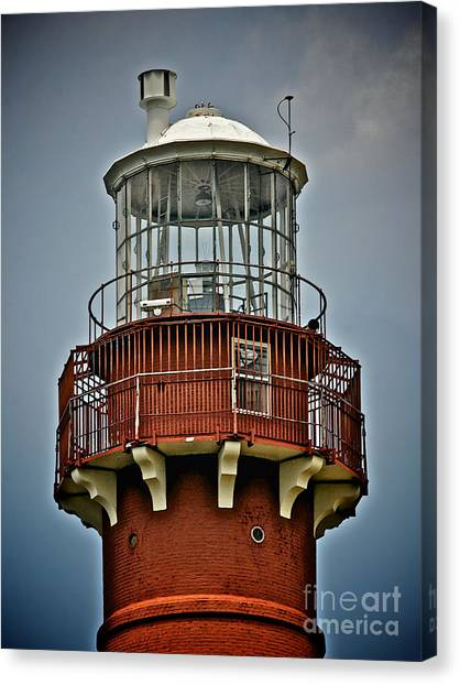 Top Of Barney 2012 Canvas Print