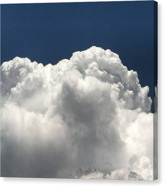 Tornadoes Canvas Print - #tornadosindenver #weather #skyporn by Shellie Bee