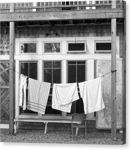 Towels Canvas Print