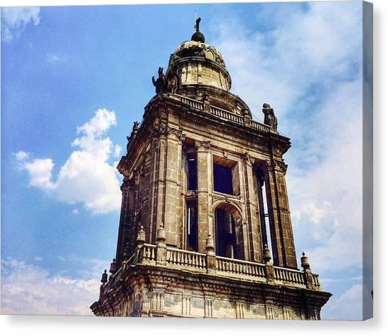 Baroque Art Canvas Print - Tower by Antonio Zamudio