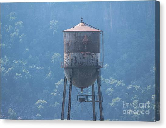 Canvas Print - Tower In The Trees by Lotus