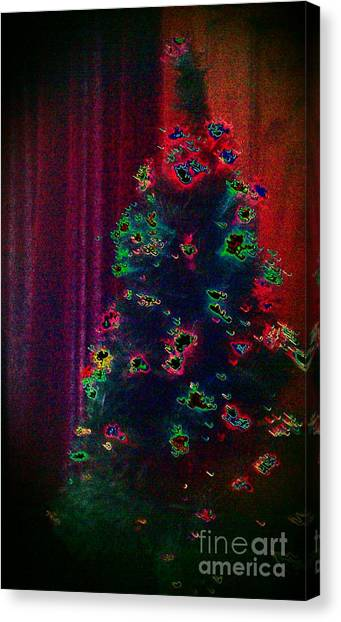 Traditional Christmas Canvas Print