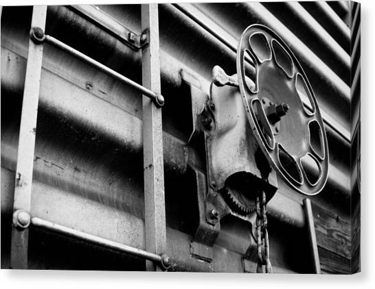 Train 11 Canvas Print