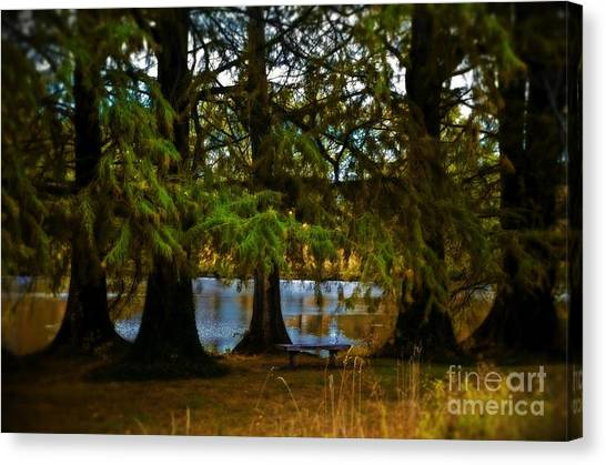 Tranquil And Serene Canvas Print