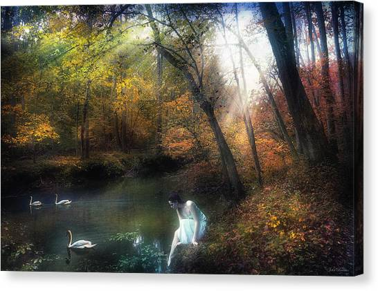 Tranquil Place Canvas Print