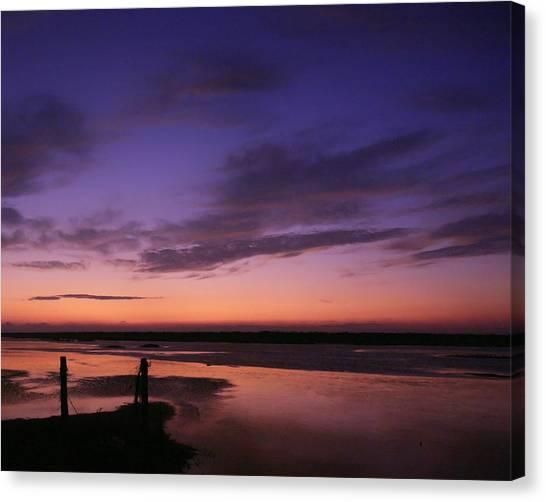 Tranquil Sky Canvas Print
