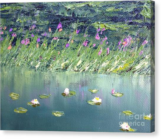 Tranquilies Canvas Print
