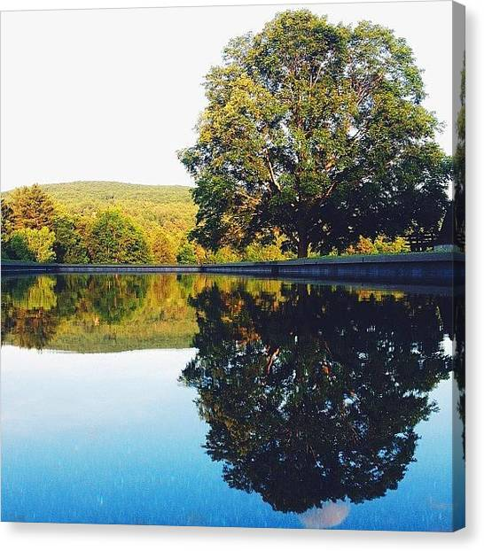 Mac Canvas Print - Tranquility 2 Ways Pt II. Another Shot by Ramen Mac