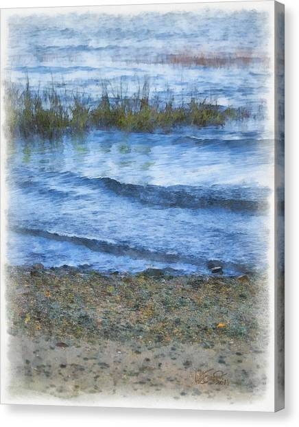 Tranquility Base Canvas Print