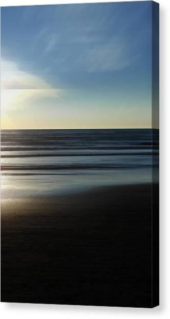 Tranquility - Sauble Beach Canvas Print